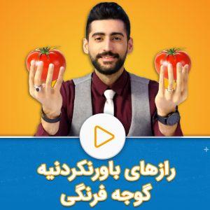 راز های باورنکردنی گوجه